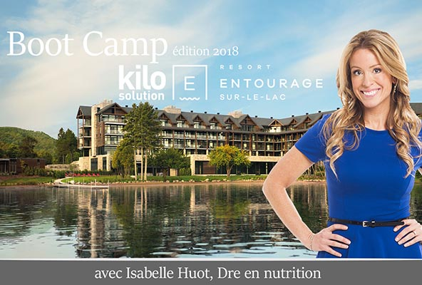 Boot Camp Kilo Solution Isabelle Huot
